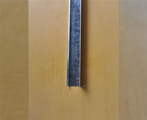 中间立柱插槽